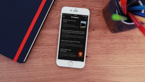 Aplikasi read-later favorit: Instapaper