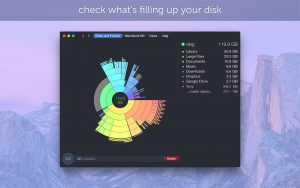 DaisyDisk mudahkan cari file berukuran besar di Mac
