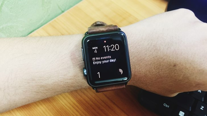 Tips mengatur orientasi layar Apple Watch