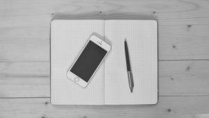Nulis blog dari iPhone atau iPad? Bisa kok.