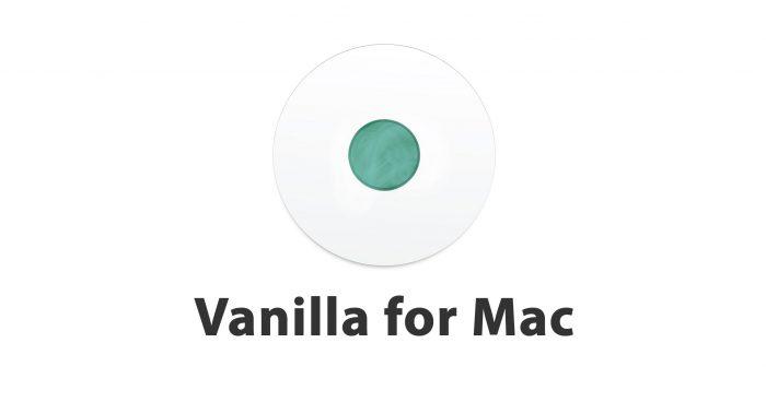 Vanilla, aplikasi alternatif dari Bartender untuk merapikan ikon aplikasi pada menu bar