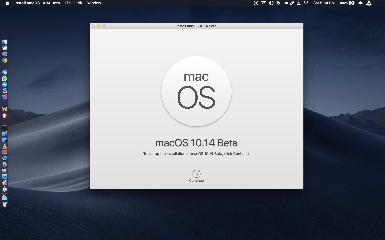 Cara membuat USB installer macOS Mojave